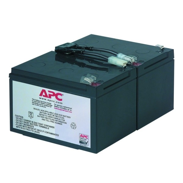 Apc Replacement Battery Cartridge 6 - Rbc6