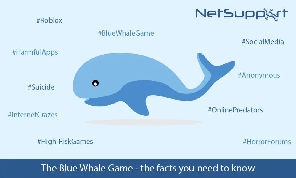 the blue whale game