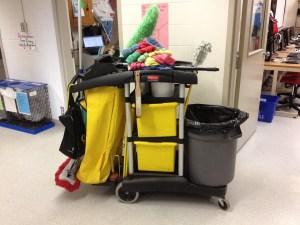 équipements de nettoyage - Entreprise nettoyage de confiance