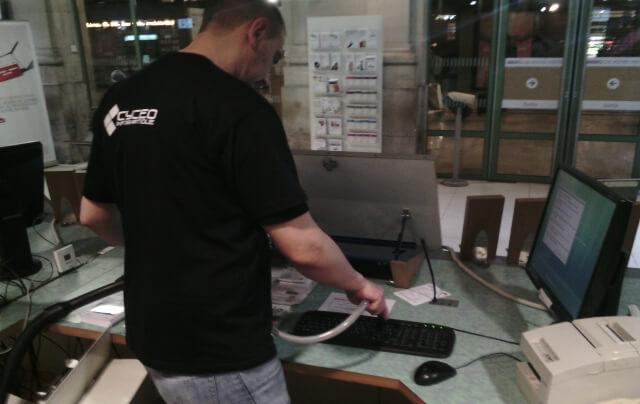 Nettoyage de parc informatique