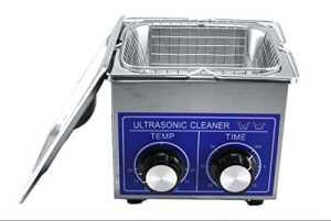 jakan ménage équipement Nettoyeur à Ultrasons en acier inoxydable, Acier inoxydable, gris, 3L Mechanical