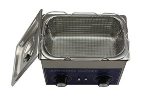 jakan ménage équipement Nettoyeur à Ultrasons en acier inoxydable, Acier inoxydable, gris, 15L Mechanical 400.0 watts
