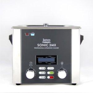 Sonic MX 3L–3L 160W Professionnel Nettoyeur à Ultrasons Smart Écran LCD