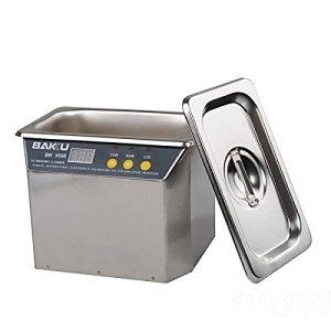 mark8shop bk-355035W/50W 220V en acier inoxydable de haute qualité Nettoyeur à Ultrasons