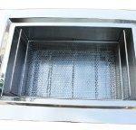 Gowe 53L Puissance réglable 360–900W Nettoyeur à Ultrasons équipement de nettoyage à ultrasons de Machine À Nettoyage en acier inoxydable de bain