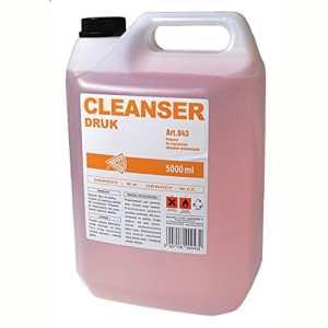 Nettoyant 5L pour bac à ultrasons cleaner druk alcool isopropylique forte