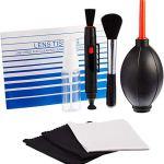 AmazonBasics Kit de nettoyage pour appareil photo réflex numérique et appareils électroniques sensibles