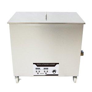 BAOSHISHAN KS-180AL 80KHZ Nettoyeur à ultrasons haute fréquence 1080W 58L Machine de nettoyage à ultrasons industrielle et panier gratuit