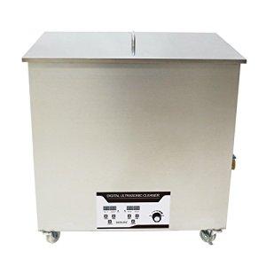 BAOSHISHAN KS-240AL 28KHZ Nettoyeur à ultrasons haute fréquence 1440W 78L Machine de nettoyage à ultrasons industrielle et panier gratuit