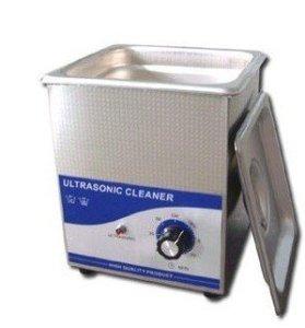 Gowe® Nettoyeur à ultrasons 2L avec minuteur numérique 40kHz 80W