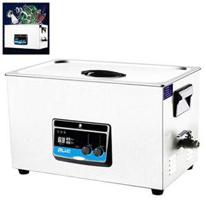 Muet Nettoyeur À Ultrasons, 500W Haute Puissance École Laboratoire Instrument Machine de Nettoyage À Ultrasons Pour Industrie Matériel