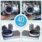 Cleanitex CXD2-2 litres | Appareil de nettoyage à ultrasons pour tout le monde (ultrasons, bain de nettoyage, nettoyeur à ultrasons, ultrasons)