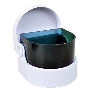 Mini-nettoyeur à ultrasons ultrasonique Ultra Sonic Cleaner pour les pièces de monnaie bijoux Bijoux en anneaux