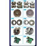 YL Nettoyeur à ultrasons 22L Industrie Nettoyeur à ultrasons Laboratoire Haute Capacité Capacité Grand Roulement Hardware PCB Huile Élimine la plaque de circuit, 22 l., 450ml