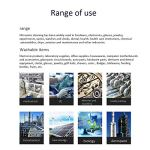 YL Nettoyeur à ultrasons 3,2 l Industrie Nettoyeur à ultrasons Laboratoire Haute Capacité Capacité Grand Roulement Hardware PCB Huile Élimine la plaque de circuit, 3,2 l., 450ml