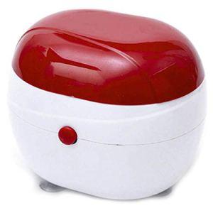 CUHAWUDBA Portable Nettoyeur à Ultrasons Machine à Laver PièCes Laveuse à Ultrasons MéNage Bijoux Lentilles Montres Dentiers Nettoyage