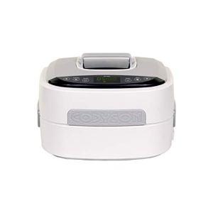 WYKDL Nettoyeur à ultrasons avec minuterie numérique for Le Nettoyage Bijoux Verres de Montres Petites pièces Circuit Board Instrument Commercial électrique à ultrasons Clean Machine