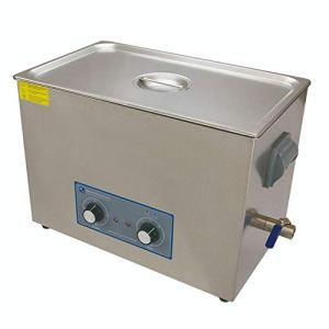 Cadran 27L pour nettoyeur à ultrasons avec chauffage de salle de bain 220V