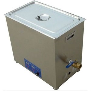 77L nettoyeur à ultrasons gratuit Panier 40kHz ou 28kHz en option pour un usage industriel (28kHz)