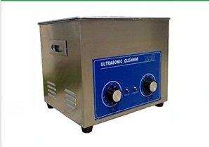 Gowe 15L Nettoyeur à Ultrasons + waesche Box/Télécommande Vocale Ultra Sonic Machine à laver/de rotation Moteur Machine à laver