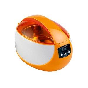 QINGXI Haute Qualité 750ml Numérique Nettoyeur à Ultrasons 50W Puissance Spécial Dégazage Processus pour CD Verre Regarder Nettoyeur Ultrason Ménage