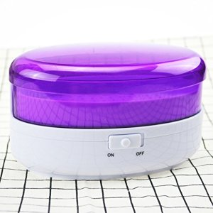 Zantec Portable USB Plug Mini nettoyeur à ultrasons à laver unité pour bijoux Lunettes Home Appliances