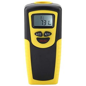 Akozon CP-3011 Distance Meter Mesure de distance numérique à ultrasons Portée Portée