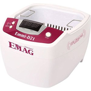 Nettoyeur à ultrasons 80 W 2 l Emag Emmi D21 avec Chauffage