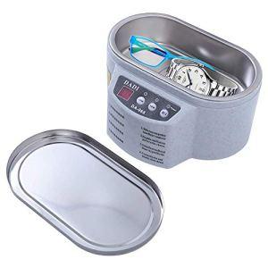 NBVCX Pièces de Machines Nettoyeur à ultrasons Portable Lunettes de Bijoux Machine de Nettoyage de Carte de Circuit imprimé contrôle Intelligent Bain de Nettoyeur à ultrasons