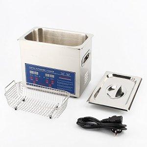 ZJchao Nettoyeur à ultrasons numérique professionnel industriel de 3 l.