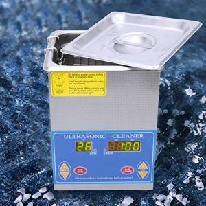 1.3L nettoyeur à ultrasons outil de nettoyage à ultrasons fournitures de nettoyage de laboratoire 100% tout neuf à des fins(European plug 200-240V)