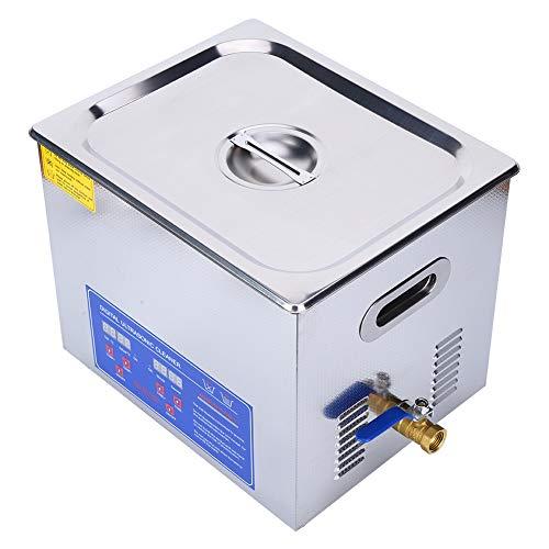 DyAn Nettoyeur Ultrasonique Numérique en Acier Inoxydable pour Cuve De Nettoyage Ultra Sonique pour Cuve De Nettoyage (10 L)