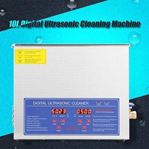 Orolog – Nettoyeur professionnel à ultrasons avec écran numérique, 10 l