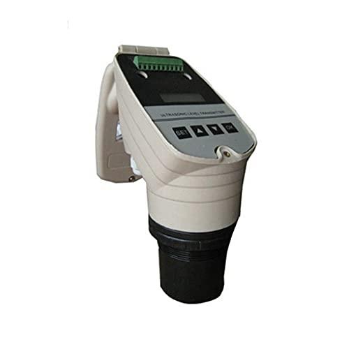 FTFTO Accueil équipement Nouveau jauge de Niveau d'eau à ultrasons AC220V 4-20MA Indicateur de Niveau de Liquide à ultrasons intégré
