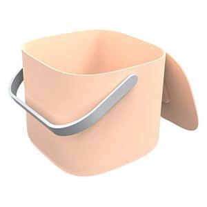 P Prettyia Smart Nettoyeur à ultrasons pour sous-vêtements et fruits Rose 200 x 200 x 200 mm