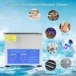 Nettoyeur à ultrasons numérique, fiable pour l'industrie