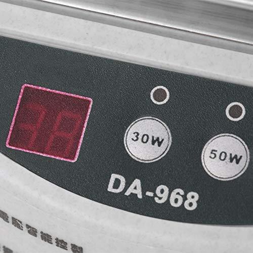 Nettoyeur à ultrasons, fonction de synchronisation de nettoyeur d'anneau de machine de nettoyage de bijoux de performance de nettoyage remarquable pour les laboratoires