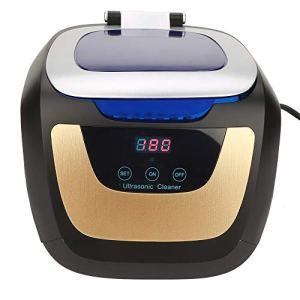 Nettoyeur à ultrasons, technologie de nettoyage à ultrasons Applications larges Nettoyeur numérique pour nettoyer toutes sortes d'articles