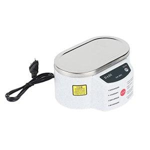 Mini bain de nettoyage à ultrasons SeniorMar Pratique 30 W pour nettoyer les lunettes de collier 963 963 Nettoyeur à ultrasons