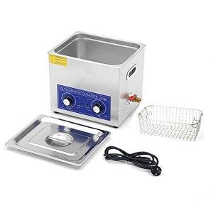 Nettoyeur à ultrasons en acier inoxydable pour bijoux, circuits imprimés, montres, machines de nettoyage