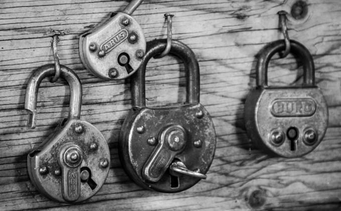 Hengelåser –En passordbehandler er som et nøkkelknippe