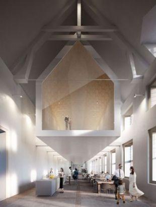 Junior Palace. Copyright: Kaan Architects / Museum Palace Het Loo.