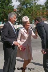Duke Friedrich and Duchess Marie von Württemberg. Photo & Copyright: Stefan