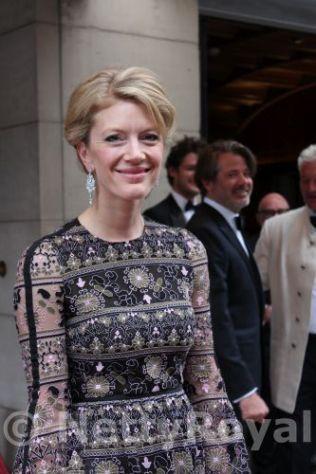 Hereditary Princess Jeannette zu Fürstenberg.