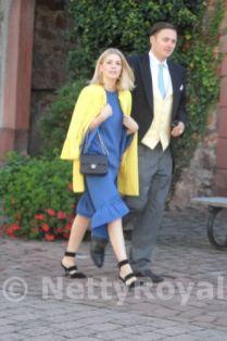 Prince Maximilian and Princess Franziska zu Sayn-Wittgenstein-Berleburg. Copyright: Gabi P.
