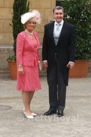 Crown Princess Margarita and Prince Radu