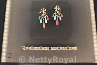 Ole Lynggaard earrings and Steltman bracelet