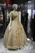 Princess Margaret's ball gown
