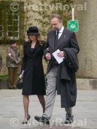 Princess Miriam of Bulgaria and Archduke Karl