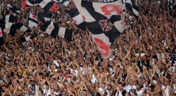 15e8eb2d31a82 Vasco iniciará a Série B sendo o dono da melhor média de público na  temporada entre